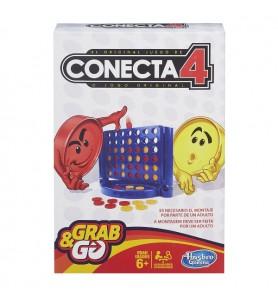 JUEGO VIAJE CONECTA 4