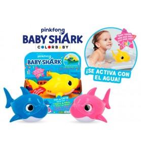BABY SHARK - FIGURA TIBURON...