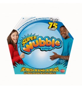 WUBBLE SUPER BURBUJA...