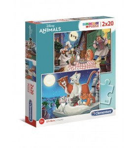 PZ 2x20 Disney Animals