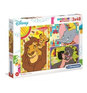 PZ 3x48 Disney Classic