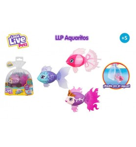 Little Live Pets. Aquaritos