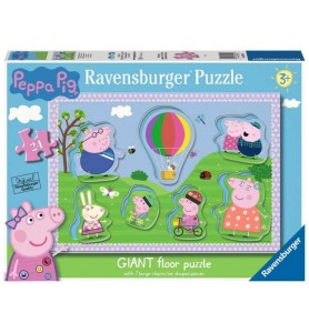 Peppa Pig B - 24 Giant puzzle