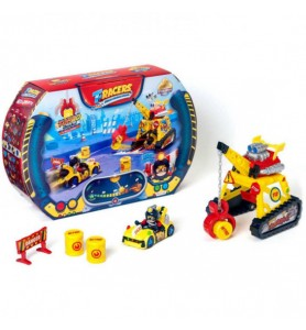 T- Racers S - Playset 1x4...