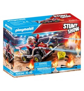 Stuntshow Kart Bombero