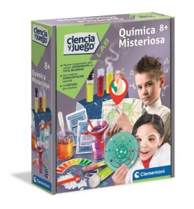 MISTERY CHEMISTRY (ES)