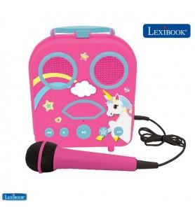 Altavoz Karaoke Bluetooth®...