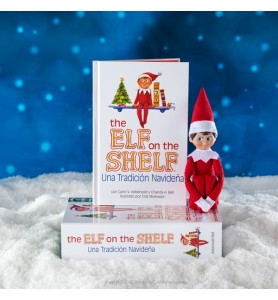 THE ELF ON THE SHELF:CUENTO...