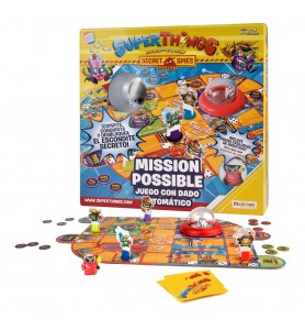 """SUPERTHINGS JUEGO """"MISSION..."""
