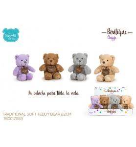 Traditional Soft Teddy Bear...