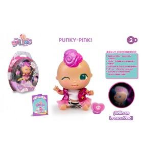Punky- Pink!