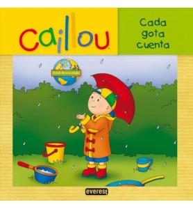 CAILLOU CADA GOTA CUENTA