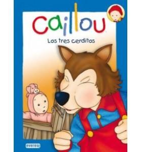 CAILLOU LOS TRES CERDITOS....
