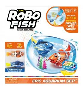 SUPER ACUARIO ROBO FISH