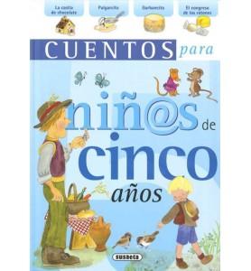 CUENTOS P/NIQ@S DE CINCO AQOS