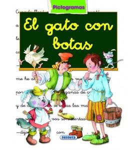 EL GATO CON BOTAS      (PICTOG