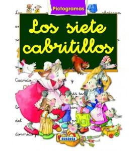 LOS SIETE CABRITILLOS  (PICTOS