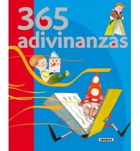 365 ADIVINANZAS  Editorial...