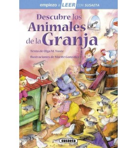 DESCUBRE ANIMALES DE LA GRANJA