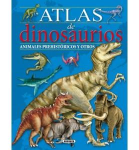 ATLAS DE DINOSAURIOS...