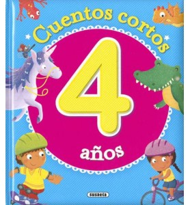 CUENTOS CORTOS PARA 4 AQOS