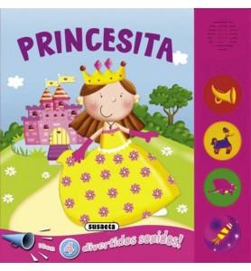 PRINCESITA (BOTONES RUIDOSOS)