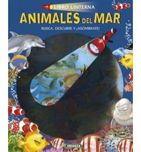 ANIMALES DEL MAR  (LIBRO LINTE
