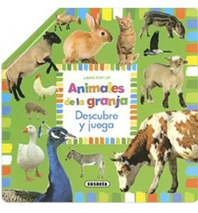 ANIMALES DE LA GRANJA (POP UP