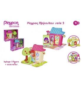 Pinypon Minicasitas serie 3