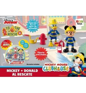 MICKEY & DONALD AL RESCATE