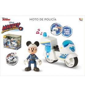 MICKEY MOTO POLICA