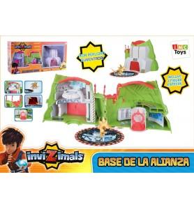 BASE DE LA ALIANZA -...