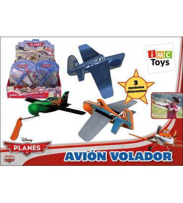 AVION VOLADOR DISPLAY