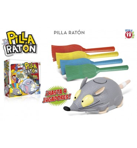 PILLA RATÓN