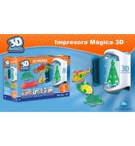 IMPRESORA MAGICA 3D
