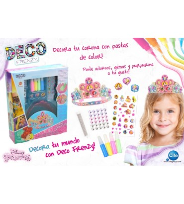DECO FRENZY DECORA TU...