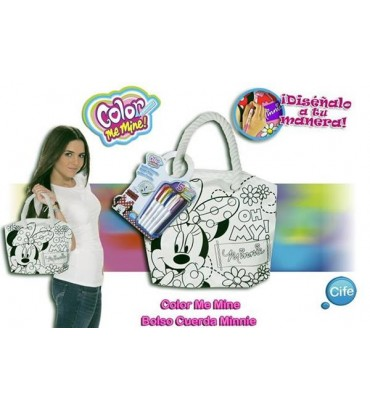 *BOLSO CUERDA MINNIE