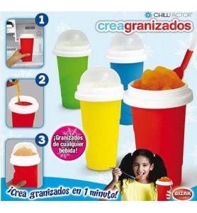 CREA GRANIZADOS