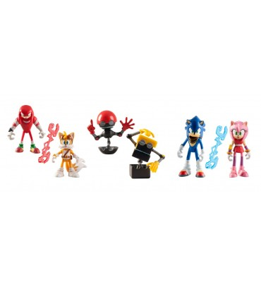 SONIC PACK DOBLE FIG.ARTICULAD