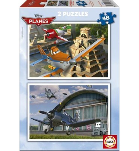PUZZLE PLANES 2X48