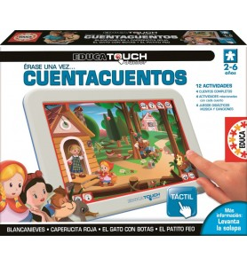 EDUCA TOUCH JUNIOR ERASE...
