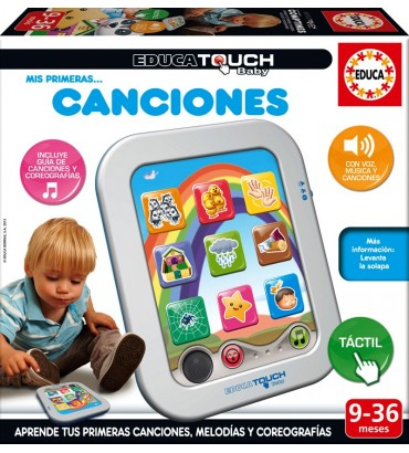 EDUCA TOUCH BABY 1AS CANCION