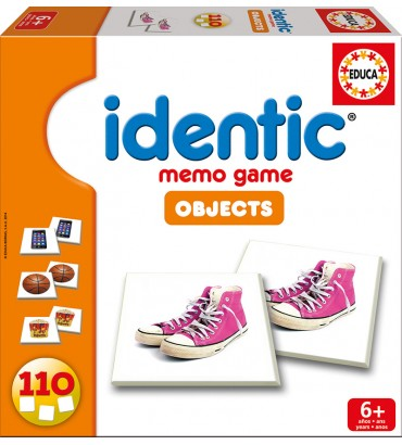 IDENTIC OBJECTS (110 CARDS)