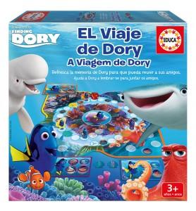 EL VIAJE DE DORY