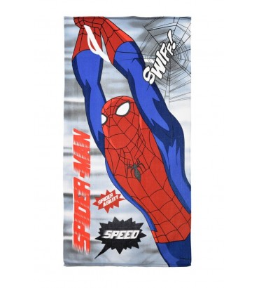 TOALLA PLAYA SPIDERMAN