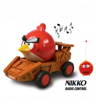 *ANGRY BIRDS RACER-RED BIRD