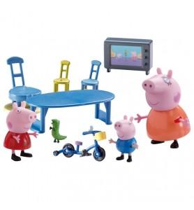 PLAYSET FAMILIA PEPPA PIG