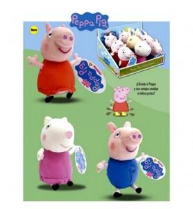 MINI PELUCHES PEPPA PIG...