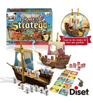 STRATEGO PIRATAS