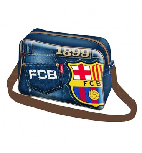 *FCB BANDOLERA BASIC JEANS